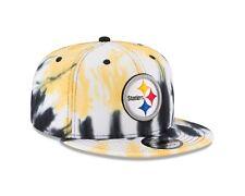 Pittsburgh Steelers New Era MARBLED TEAM 9Fifty Snapback Adjustable NFL Hat 16acdf167