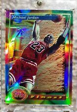 1993-94 Finest refractor Michael Jordan HOT