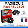 Valise Diagnostic Pro - Véhicules Peugeot - OBD2 Lexia DiagBox PP2000 Multidiag