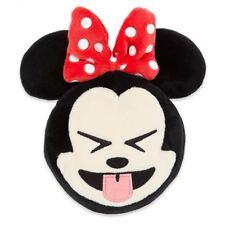 "Disney - Minnie Mouse Emoji Plush - Small - 4"""