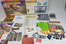 The Game of Fantasy Battles 4th edition, 3 armies / Empire with codex [ENG,1992]