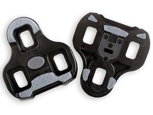 Look Keo Grip Grey / Red / Black Road Grip Cleat Cleats
