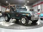 1992 Jeep Wrangler Sahara Sport Utility 2D 1992 Jeep Wrangler Sahara Sport Utility 2D