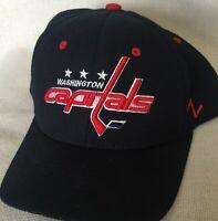 Washington Capitals Zephyr Hat Cap NHL