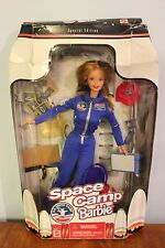 Space Camp Barbie Redhead #22425 from 1998 NRFB Blue Space Suit