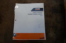 Case 21e Compact Front End Wheel Loader Parts Manual Book Catalog List Spare Pay