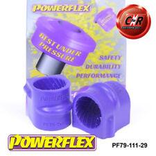 Recambios aftermarkets traseros Powerflex para coches