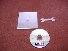 MUSE SHOWBIZ FRENCH PROMO CD & SPANNER EXCELLENT/VERY GOOD CONDITION VERY RARE!