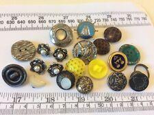 Collectors Buttons Vintage