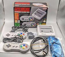 Super Nintendo SNES Mini Spielekonsole in OVP | Komplett | GETESTET |