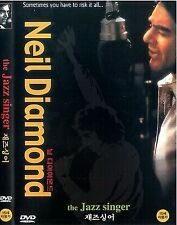 Details About Neil Diamond The Jazz Singer (dvd All Keep Case)