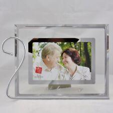 Russ 25th Anniversary Metal & Glass Photo Frame
