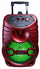 8 Inch Bluetooth 1200W Professional FM Radio Karaoke Multimedia Speaker - EDGE8