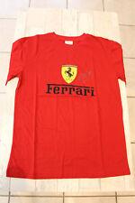 Michael Schumacher - signiertes Ferrari T-Shirt - Sammlungsauflösung