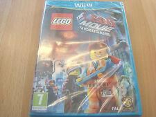 THE LEGO MOVIE VIDEOGAME Nintendo Wii U Game