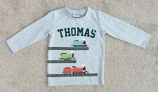 NEXT Thomas The Tank Engine Top James Percy Size 12-18 Months Excellent Cond