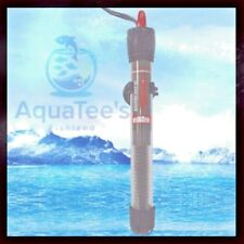 AQUATEE AT-700 200W Glass Submersible Heater Aquarium Fish Tank MARINE & FRESH