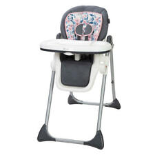 Baby Trend Toddler Tot Spot 3 in 1 High Chair Booster Seat with Tray, Bluebell