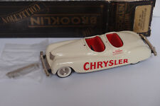 BROOKLIN BRK 8A 1941 CHRYSLER NEWPORT INDIANAPOLIS PACE CAR 1/43
