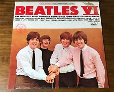 THE BEATLES VI ~ PROMO LP ~ STILL FACTORY SEALED WITH PROMO STAMP