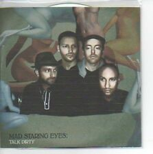 (920A) Mad Staring Eyes, Talk Dirty - DJ CD
