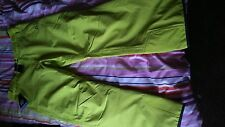 brand new with tags dare2be unisex xxl ski pants lime punch green bargain cheap
