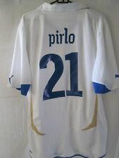 Italy 2011-2012 Away Pirlo 21 Football Shirt Size large BNWT /10465
