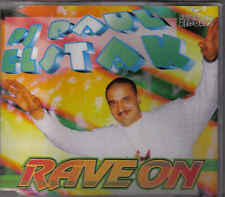 DJ Paul Elstak- Rave on cd maxi single eurodance holland