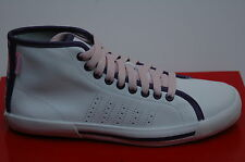 K Swiss Skimmer Mid Baskets Chaussures Femme 37,5 Fille Tennis Montantes Blanc