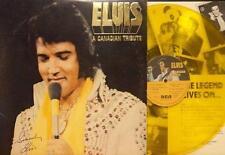 Elvis Presley (vinilo Lp) un tributo canadiense-RCA-KKL1 7065-Canadá - 1978-Ex/Ex