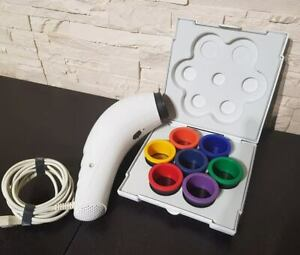 Zepter Bioptron Compact 3 lamp + 7 color Therapy lenses for sale!