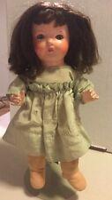Antique Vintage Mama Doll China Stuffed Music Box