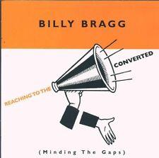 BILLY BRAGG - REACHING TO THE CONVERTED  CD NEU