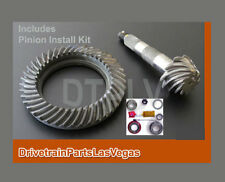 "DTPLV Ford 8.8"" 10 Bolt 3.73 Ring and Pinion Gear Set Pinion Install Pkg"