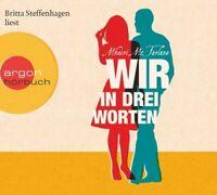 BRITTA STEFFENHAGEN - WIR IN DREI WORTEN (SA) 6 CD NEW