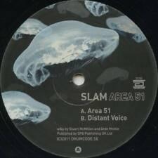 "Slam Area 51 12"" VINYL Drumcode 2011 NEW"