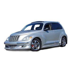 KBD Body Kits BM Style Polyurethane Full Body Kit Fits Chrysler PT Cruiser 01-05