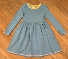 Matilda Jane Make Believe Weekend Plans Lap Dress Size 6 Blue Pockets