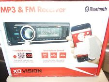 Bluetooth Car Stereo MP3 Player AM/FM USB Radio Audio 20W Wireless With Remote