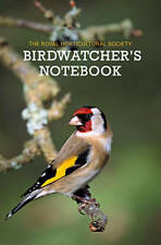 RHS BIRDWATCHERS NOTEBOOK by RHS : WH2-R2D : PBS566 : NEW NOTE BOOK