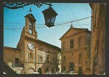 AD6900 Ascoli Piceno - Provincia - Grottammare - Piazza Papa Sisto V e Chiesa