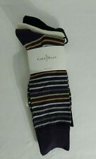 COLE HAAN 3-PAIRS MENS CREW DRESS SOCKS ONE SIZE 9-13 COTTON #1CS4D310-NWT
