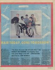 Haircut 100 Hundred Interview/article 1981