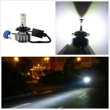H4 9003 6000K 20W 3000LM Motorcycle Scooter LED Hi-Low Dual Beam Headlight Bulb