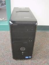 Dell Vostro 260 Desktop Tower Intel Core i3-2100 3.1GHz 4GB RAM 320GB HD Win 7