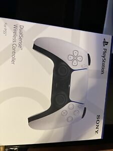 Sony PlayStation 5 Dualsense Wireless Controller - White