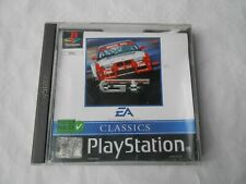 Jeu sony playstation 1 - sports car GT PS1 - FR (complet)