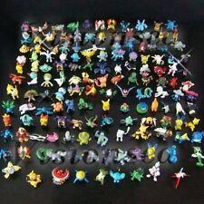 OliaDesign Pokemon Pikachu Monster Mini Plastic Figure (24 Piece), Small