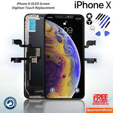 NEW iPhone X (iPhone 10) Super Retina AMOLED Display Touch Screen Digitiser UK