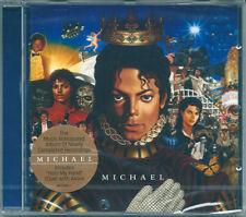Michael Jackson. Michael (2010) CD NUOVO SIGILLATO Lenny Kravitz. 50 Cent. Akon